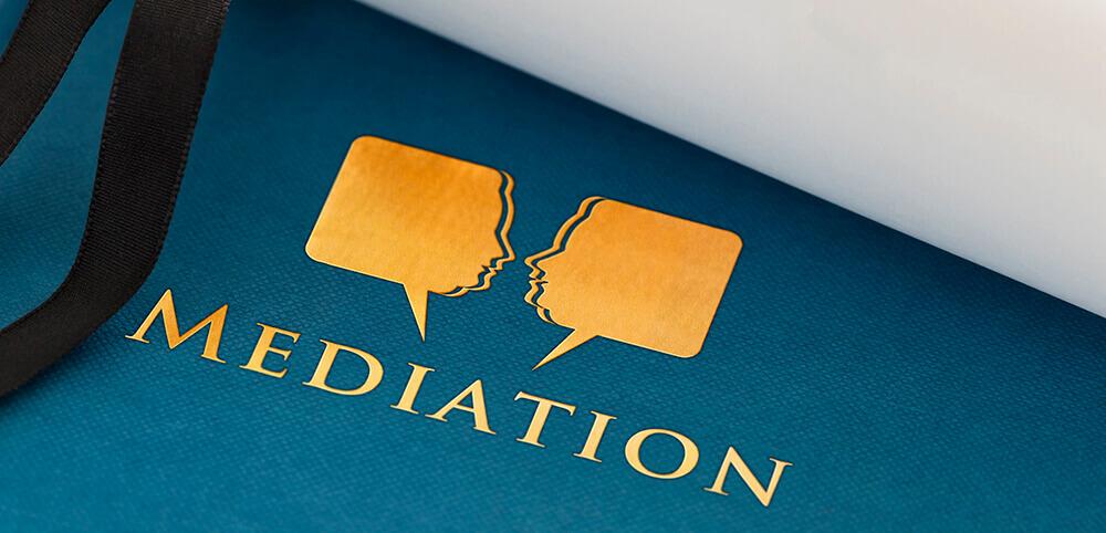 As a Mediator