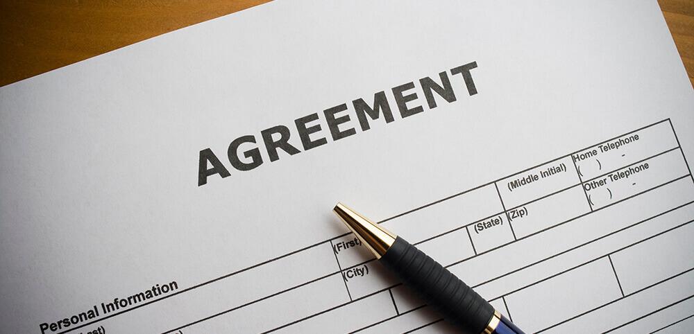 Binding Legal Agreement